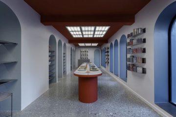 Bick in dern Verkaufsraum des Images D´Orient Stores in Beirut