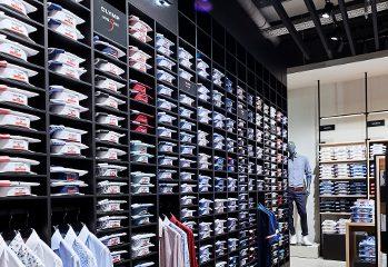 Olymp-Store in Hamburg. Foto: Olymp