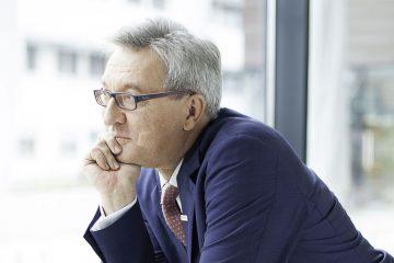 Portraitfoto Silvio Kirchmair, CEO Umdasch