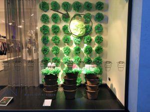 Schaufenster eines Stores von Marc Cain