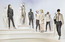 Schaufensterfiguren der Serie Vanity von Genesis Display