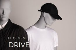 Anzeige für die Drive-Kollektion von cofrad mannequins