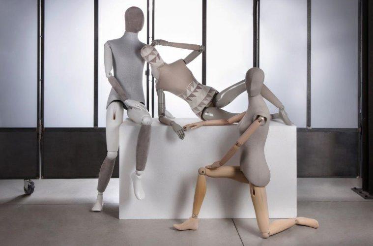 Marionette Mannequin von The Mannequin House
