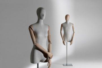 Sartorial Büsten von The Mannequin House