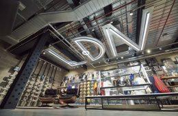 Flagship Store von adidas in London