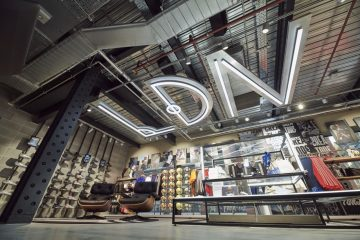 Flagship Store von adidas in London