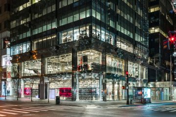 adidas Flagship Store in New York City